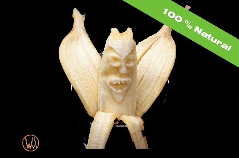 WvA Gourmet Liquids Banane 100% Natural VG 10ml