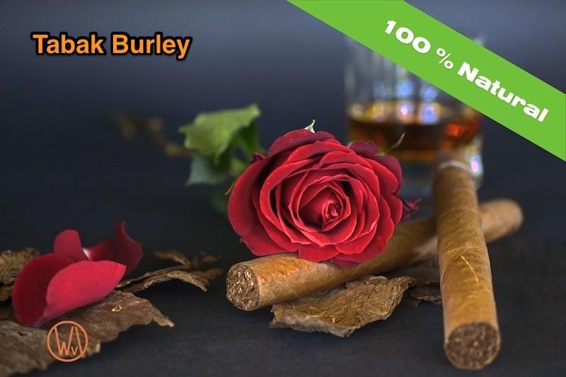 WvA Gourmet Liquids Tabak Burley 100% Natural VG 10ml