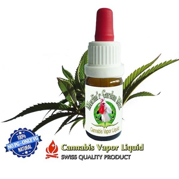 Merlin's Garden Cannabis Liquid 30ml