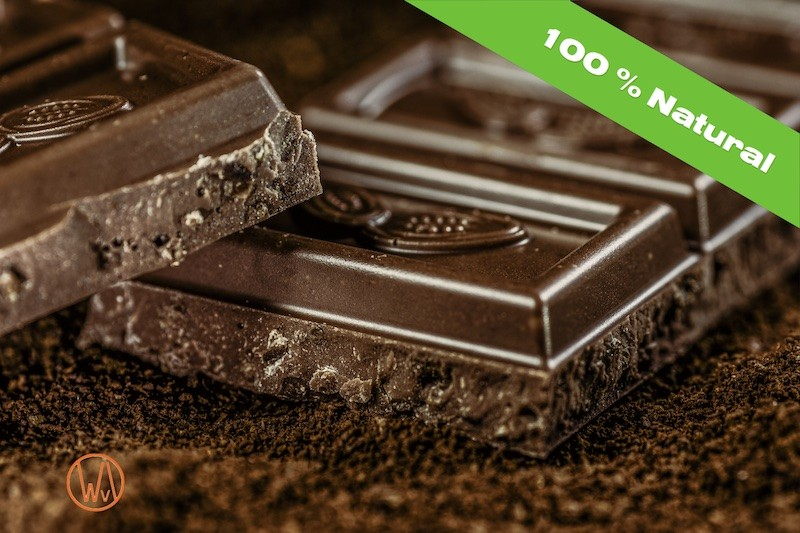 WvA Gourmet Liquids Schokolade 100% Natural VG 60ml