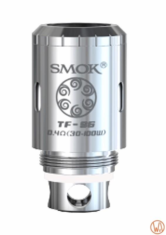 Smok TFV4 TF-S6 Ersatzverdampfer Sextruple Coil