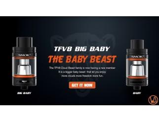 Smok TFV8 Baby Beast 3ml