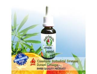 Merlin's Garden Cannabis Botanical Dreams Sweet Orange 30ml