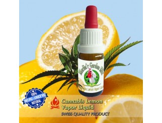 Merlin's Garden Cannabis Lemon Liquid 30ml