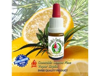 Merlin's Garden Cannabis Lemon Pine Liquid 30ml