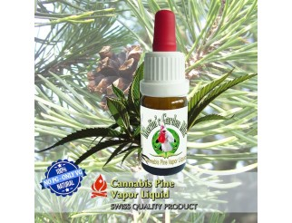 Merlin's Garden Cannabis Pine Liquid 30ml