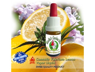 Merlin's Garden Cannabis Valeriana Lemon Liquid 30ml