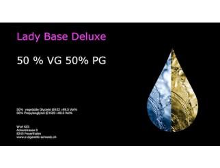 WvA Lady Base 50% VG 50% PG 1000ml