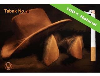 WvA Gourmet Liquids Tabak No 1 100% Natural VG 30ml