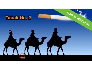 WvA Gourmet Liquids Tabak No 2 100% Natural VG 10ml