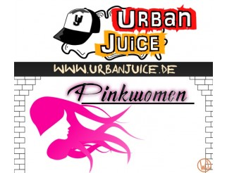 Urban Juice Liquid Pinkwomen 10ml