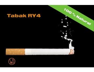 WvA Gourmet Liquids Tabak RY4 100% Natural VG 30ml