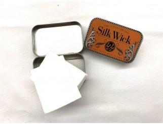 Silk Wick von Flavermonks in Dose WattePads